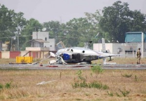 Jharkhand CM Helicopter Crash