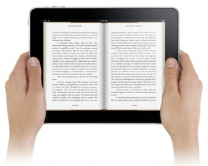 Benefits galore for e-book writer