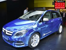 B-Class Electric car,Mercedes Benz,Images for Mercedes Benz B-Class Electric car