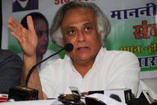 Union Minister for Rural Development Jairam Ramesh,Jharkhand state incharge Shakil Ahmed