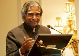 Don't take people for granted,A P J Kalam tells Parliamentarians