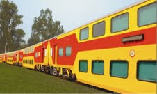 Lalu's dream double decker train is now a reality