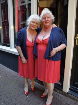 Twins selling sex, Two Sister , prostitution