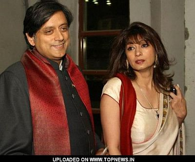 Madam Tharoor is Sunanda Pushkar