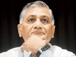 Change India's,retired Army chief V K Singh,Army chief V K Singh,V K Singh