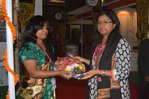 Jharkhand Pavallion at IITF,Pragati Maida