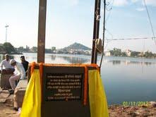 build Chhath ghat along Ranchi lake,Jharkhand Vikas Party's Rajiv Ranjan Mishra
