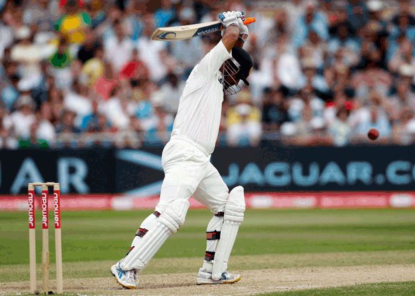 England spinners waylaid Indian batsmen