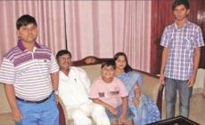 Jharkhand CM,Jharkhand CM Arjun Munda Family