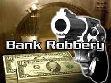 robbers, Bank robbery