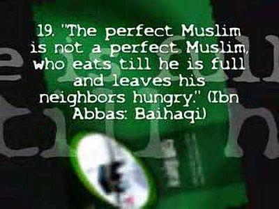 24 Golden words of Prophet Mohammed