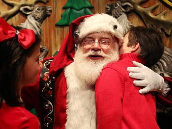 Who is Santa Claus