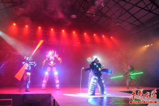 TechFest IIT Bombay Latest News, Techfest Robotics Dance