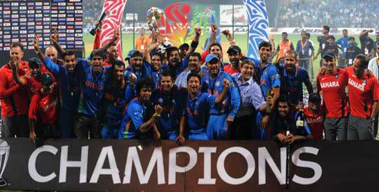 India's victory in ODI against England