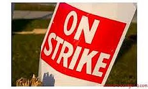 Colleges strike