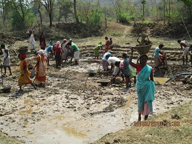 Potka block near jamshedpur in East Singhbhum district