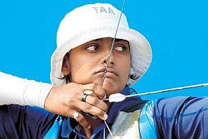 archery princess Deepika Kmari