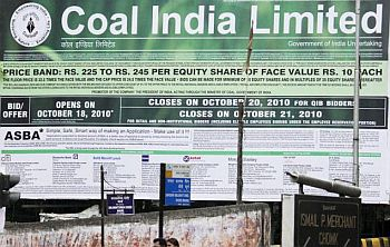 Coal India Limited Share Market