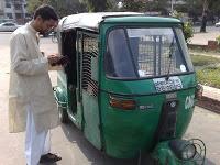 green Auto wala