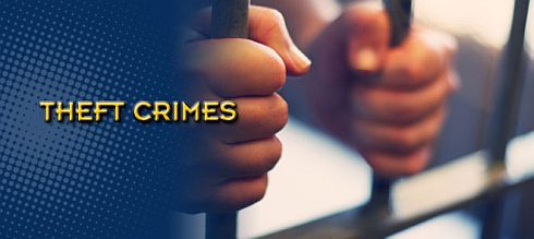 theft crimes banner