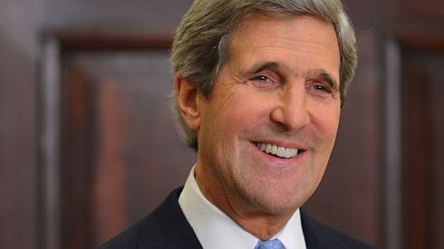 US Secretary Kerry greets Bengalis