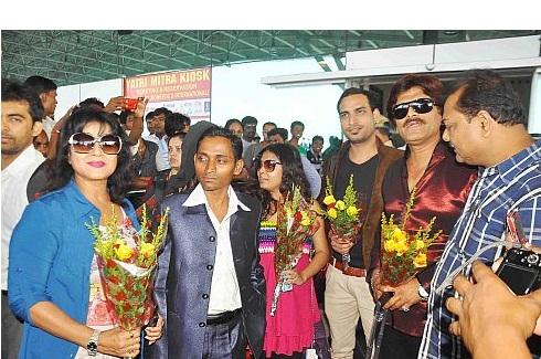 Ahsaan Qureshi team in Ranchi