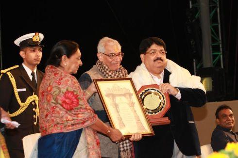 Rajya Sabha MP Parimal Nathwani