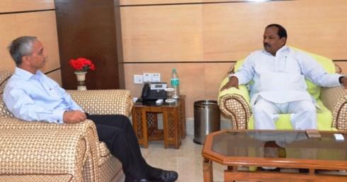 Director IB meets CM