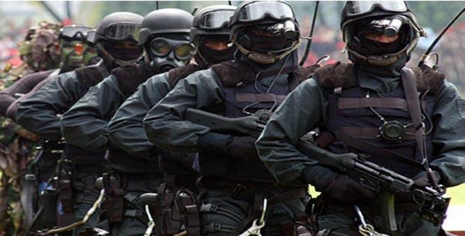 Anti-terrorist squad