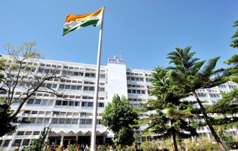 Representational Picture shows Project Bhawan -State Secretariat-in Ranchi.