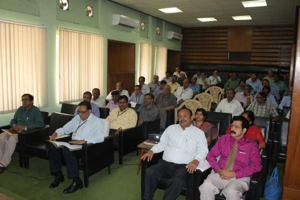 The participants.