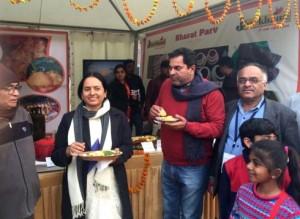 BharatParv_Director Suchitra Sinha