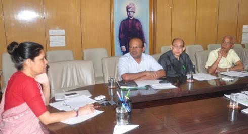 Project Bhawan in Ranchi