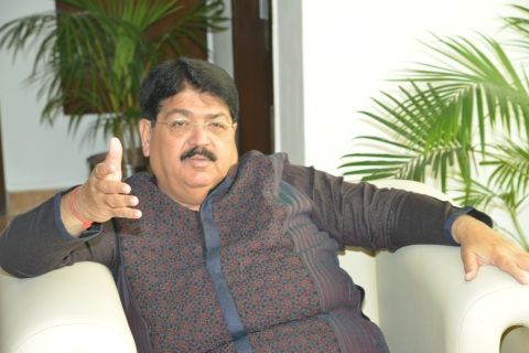 *Picture shows RS MP Parmal Nathwani