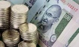 Rupee gains 4 paise in early trade
