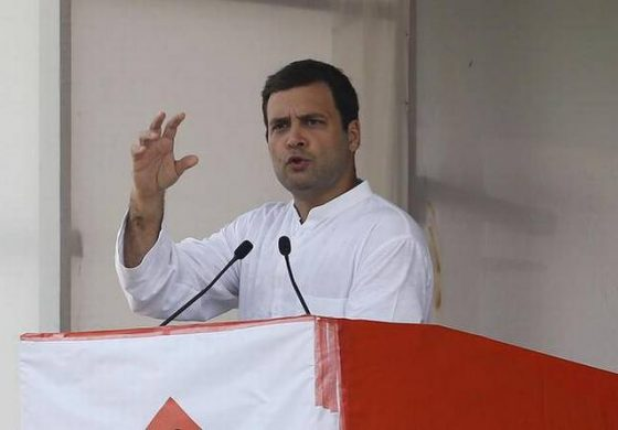 Uttar Pradesh loan waiver a step in right direction, says Rahul Gandhi