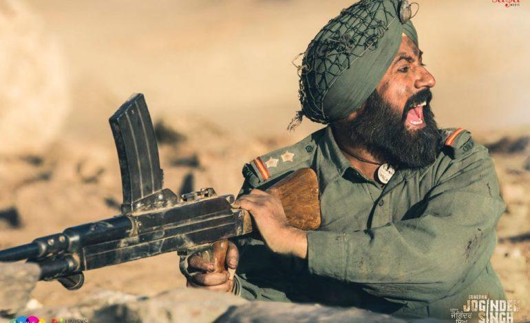 रियल वॉरियर 'सूबेदार जोगिंदर सिंह' की शौर्य गाथा अब बड़े पर्दे पर