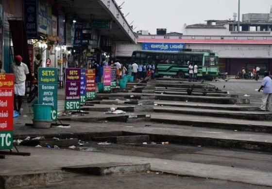 Transport administrations hit by strike in Tamil Nadu