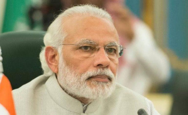Modi guaranteeing nation's advance: BJP